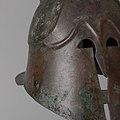 Bronze helmet of Apulian-Corinthian type MET DP105643.jpg