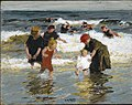 Brooklyn Museum - Bathers - Edward Henry Potthast - overall.jpg