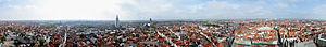 Brugge Panorama