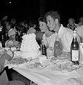 Bruiloft in de kibboets Yad Mordechai bij Asjkelon in het zuidwesten van Israel., Bestanddeelnr 255-4201.jpg
