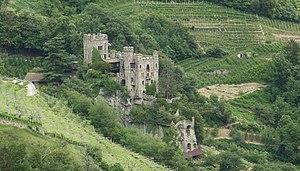 Mary de Rachewiltz - Mary de Rachewiltz and her husband Boris de Rachewiltz bought and renovated Brunnenburg Castle in the Italian Tyrol
