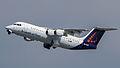 Brussels Aviation RJ100 OO-DWC (8905714733).jpg