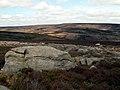 Bruston Croft from Unnamed Rocks - geograph.org.uk - 414585.jpg