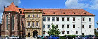 Brzeg - Image: Brzeg Castle 01