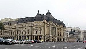 Bucarest, piazza della Rivoluzione 02.JPG
