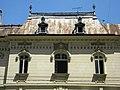 """Bucuresti, Romania. Casa """"Sabba Ștefănescu"""", Piața Romană nr. 8 (Arhitect Maugsch Oscar) (detaliu).jpg"""