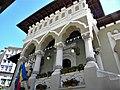 Bucuresti, Romania. HANUL BERARILOR (Casa Lupescu Elena). Bd. Pache Protopopescu (B-II-m-B-19483).jpg