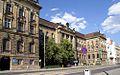 Budynek NOT ul Piłsudskiego widok od strony Arkad fot BMaliszewska.jpg