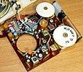 Bulova 870s series Transistor Radio PCB.jpg