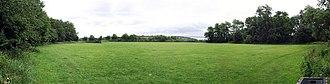 Bulwark, Chepstow - Bulwarks Camp