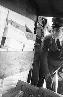 Незаконная торговля сигаретами - Illicit cigarette trade