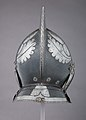 Burgonet for the Guard of the Counts Khevenhüller zu Aichelberg MET 29.156.46 003may2015.jpg
