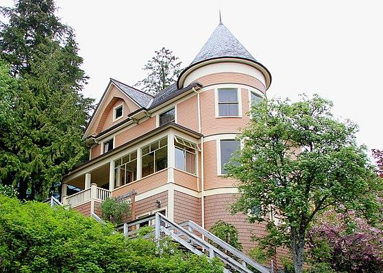 Burkhart-Dibrell House