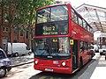 Bus, Melcombe Place, Marylebone - DSCF0476.JPG