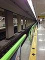 Busan Subway Line 2 (Dongbaek Station).jpg