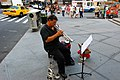 Busking on the Streets of New York City (2724449973).jpg