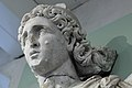Bust of Attis, villa Chiragan, visage profil.JPG