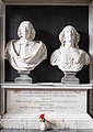 Bust of Edward and Elizabeth Peyto - St. Giles Church, Chesterton.jpg