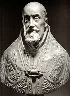 <i>Bust of Pope Gregory XV</i> Sculpture by Gianlorenzo Bernini