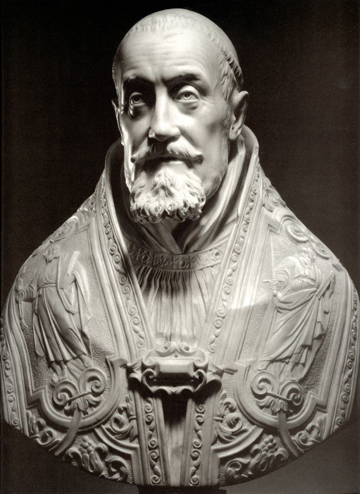 Bust of Pope Gregory XV by Bernini 1621
