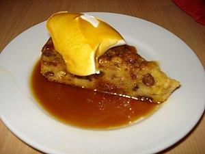 Sammarinese cuisine - Bustrengo