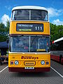 Busways bus 111 Leyland Atlantean EJR 111W Metrocentre rally 2009 pic 2.JPG