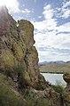 Butcher Jones Trail to Pinter's Point Loop, Tonto National Park, Saguaro Lake, Ft. McDowell, AZ - panoramio (110).jpg