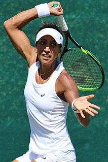 Çağla Büyükakçay Turkish female tennis player