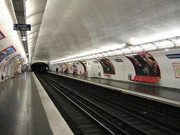 Buzenval (Paris Métro)