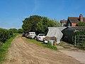 Byway near Snooks Farm on Solent Way - geograph.org.uk - 174725.jpg