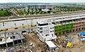 Công trình xây dựng nhà phố đang thực hiện tại Cát Tường Western Pearl.jpg