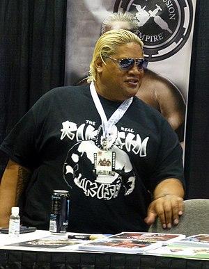 Rikishi (wrestler) - Rikishi in 2015.