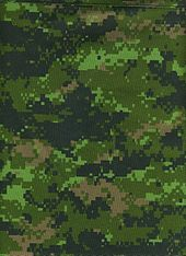 170px CADPAT digital camouflage pattern Temperate Woodland variant
