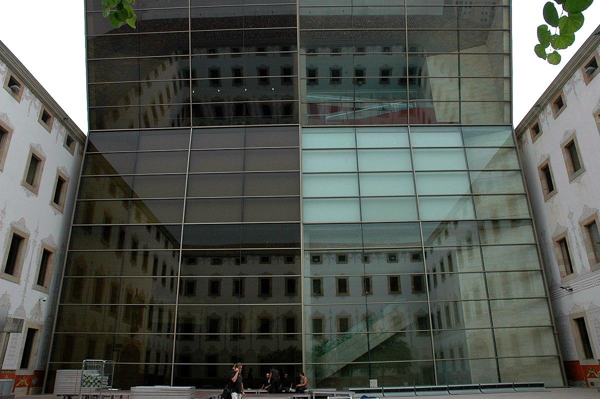 Centre de cultura contempor nia de barcelona wikip dia - Institut frances de barcelona ...