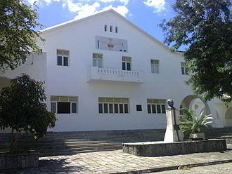 Paraíba - Law school of the State University of Paraíba, Campina Grande campus.