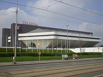 2010 FIBA World Championship for Women - Image: CEZ arena