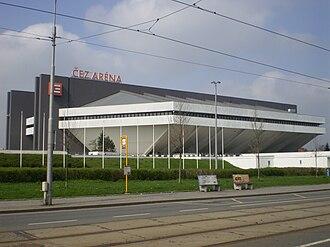 Ostravar Aréna - Image: CEZ arena