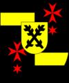 COA archbishop CZ Berka Zbynek.png