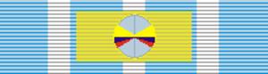 Order of Naval Merit Admiral Padilla
