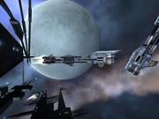 CONCORD patrol ships.