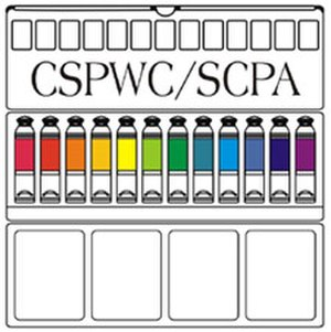 Canadian Society of Painters in Water Colour - CSPWC logo
