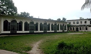 Chittagong University of Engineering & Technology - Central mosque