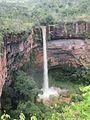 Cachoeira Véu de noiva MT Chapada dos guimarães.jpg