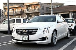 Cadillac ATS by Japan specification.jpg