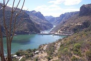 Tete Province - Image: Cahorra bassa