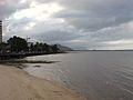 Cairns Foreshore 2008 High Tide.jpg