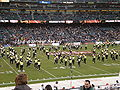 Cal Band performing pregame at 2008 Emerald Bowl 08.JPG