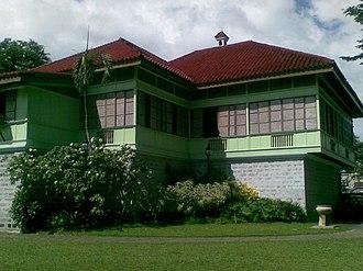 José Rizal - Rizal's house in Calamba, Laguna.