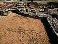 Caldarium e tepidarium, Ruínas romanas do Cerro da Vila, 20 October 2016.JPG