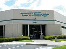 california bureau of automotive repair wikipedia the free encyclopedia. Black Bedroom Furniture Sets. Home Design Ideas